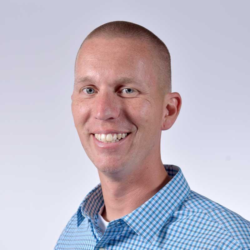 Brent Dornbos - Senior Manager of Events