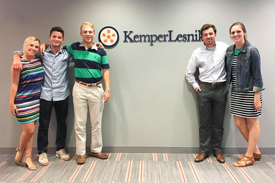 KemperLesnik Internship Experience