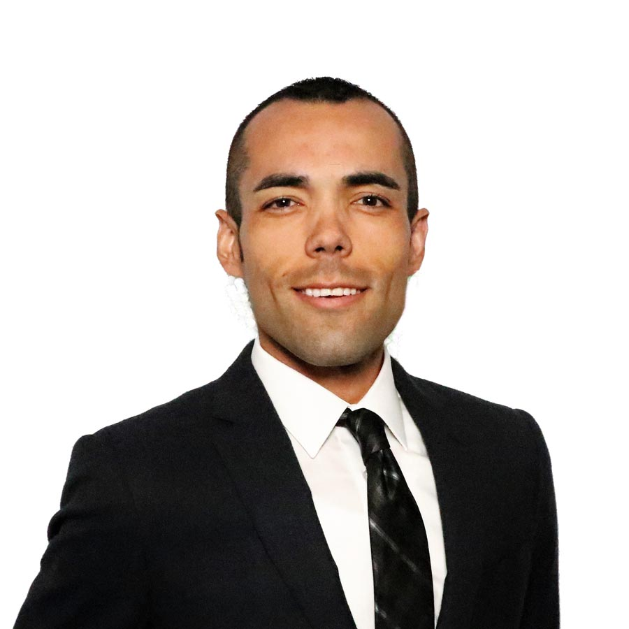 Jamil Macias - Sponsorship Sales Executive