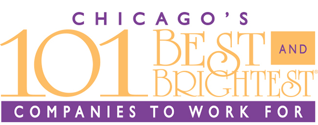 For the Third Year Running, KemperLesnik® Selected as Chicago's Best and Brightest Companies to Work For