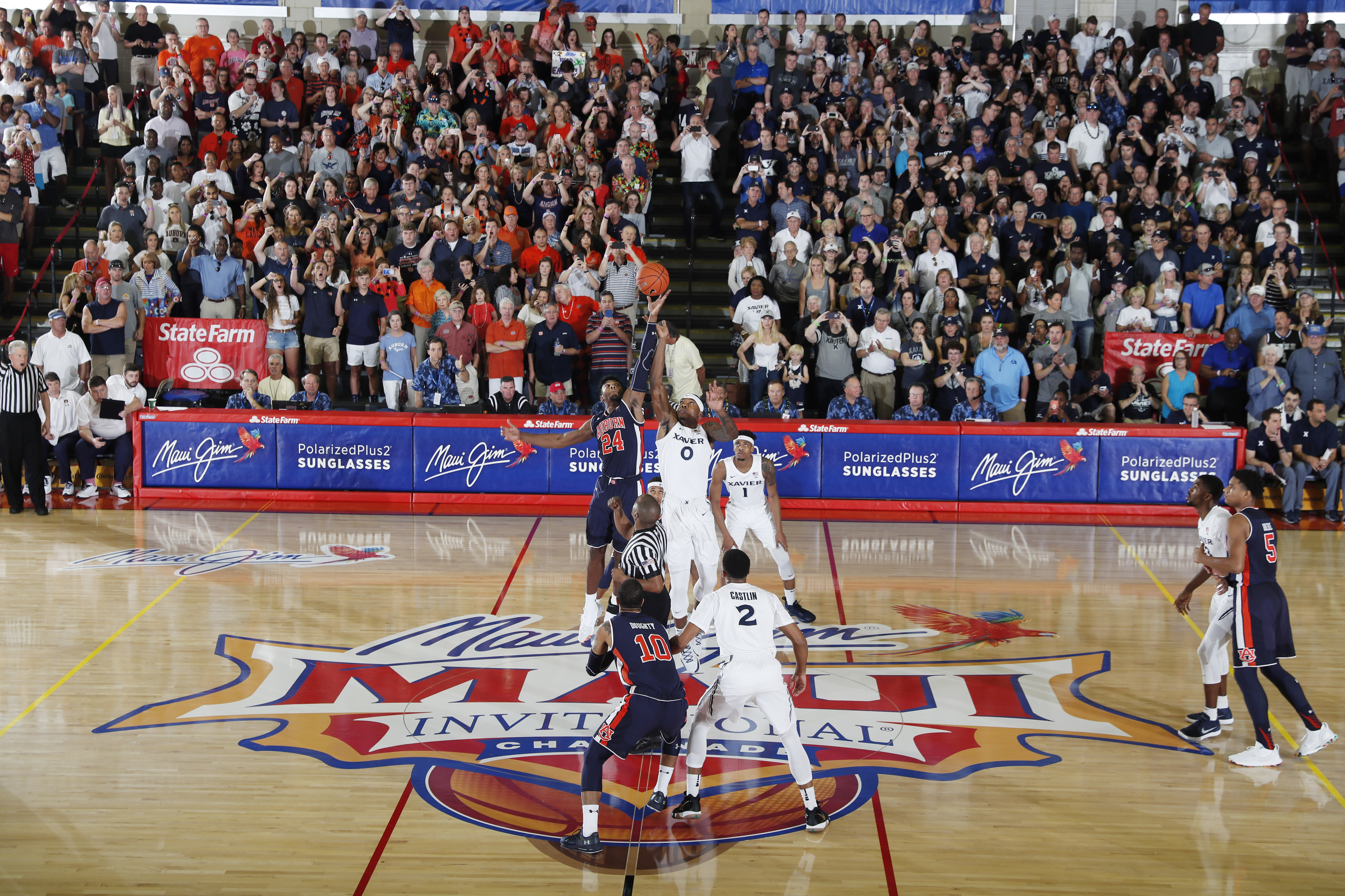 Preseason Tournaments are Key for Fan Engagement in College Basketball