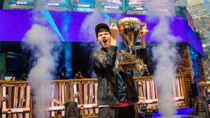 Fortnite player Bugha wins the Fortnite World Cup.