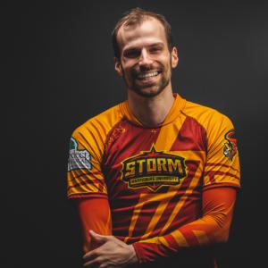 Chad Smeltz, Director of Esports at Harrisburg University