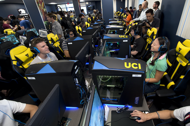 Four of the Top College Esports Programs