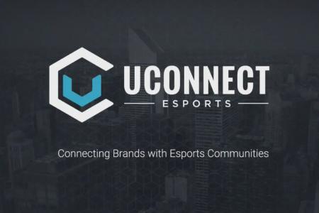 Uconnect Esports Logo
