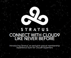cloud 9 Stratus offers subscription model to super fans