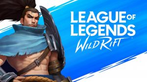 League of Legends Wild Rift logo
