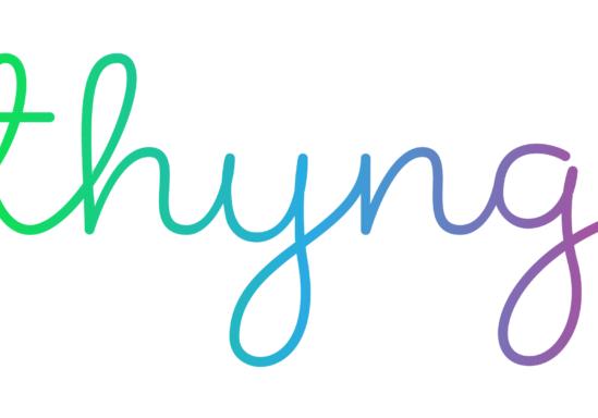 thyng logo color